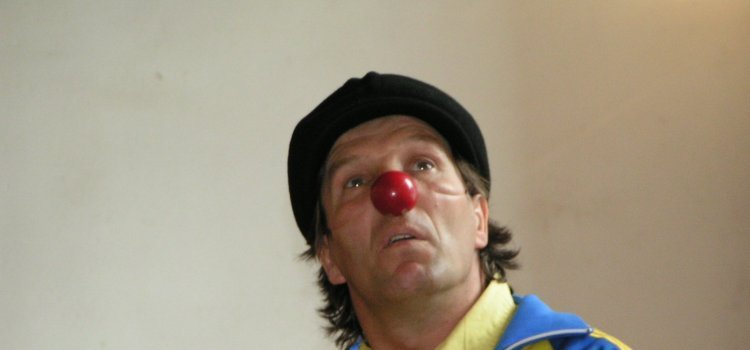 Stage Clown 2
